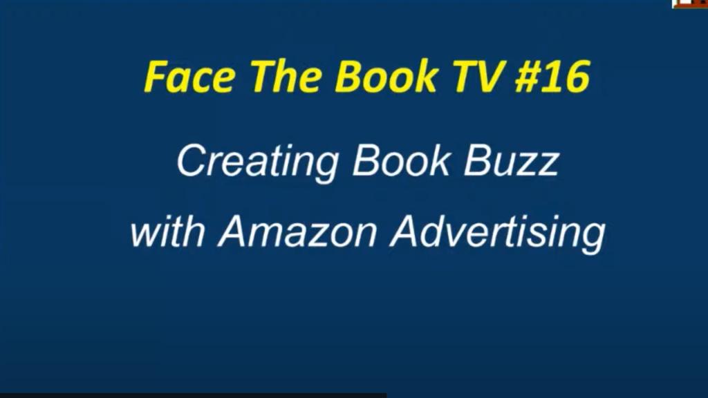Face The Book TV #16: Amazon & Facebook Advertising