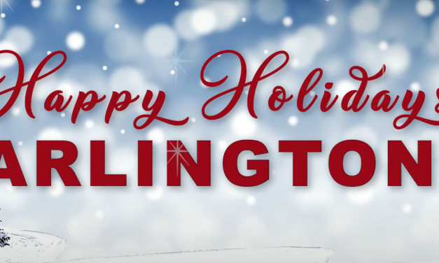 2020 Arlington Holiday Greetings!