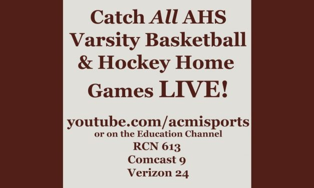Arlington High School Boys Varsity Basketball vs Lexington – January 18th, 2021