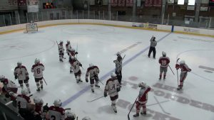 Arlington High School Boys Hockey vs Wakefield – January 18, 2021