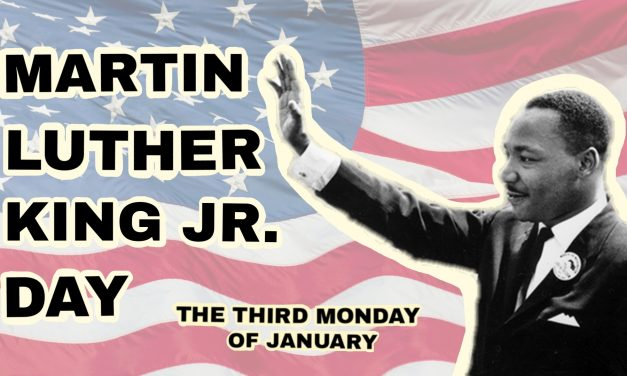 Watch the Martin Luther King Day Program
