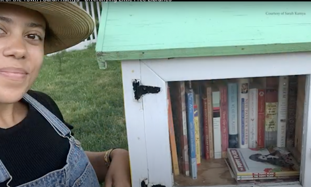 Talk of the Town | Sarah Kamya – Diversifying Little Free Libraries