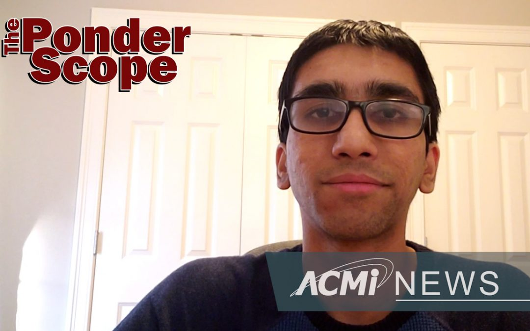 The Ponder Scope | March 12, 2021
