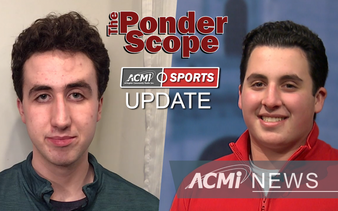 The Ponder Scope and Sports Update | March 19, 2021