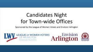 Virtual Candidates' Night 2021
