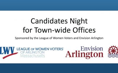 Virtual Candidates' Night 2021