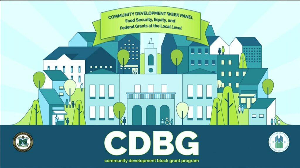 Town Community Develop Forum – April 8, 2021