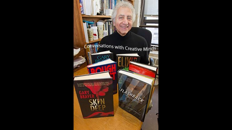 Conversations with Creative Minds: Gary Goshgarian