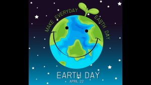 Stratton Celebrates Earth Month!
