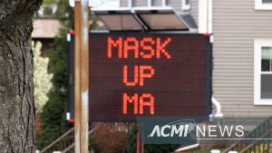 Outdoor Mask Mandate