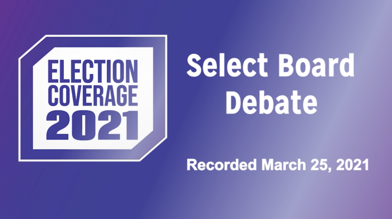 Select Board Debate 2021