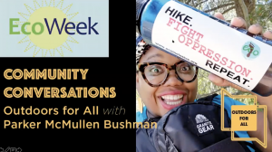 Community Conversation – Outdoors for All