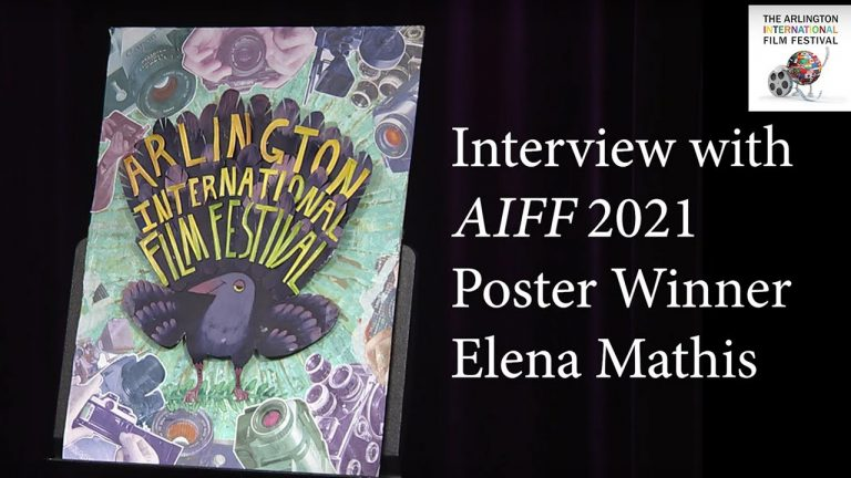 AIFF 2021 Poster Winner Interview with Elena Mathis