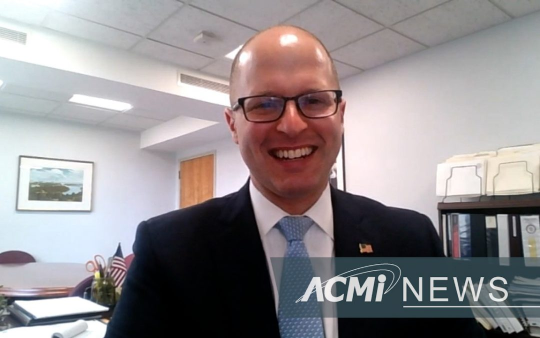 COVID-19 Interview with Town Manager   June 11