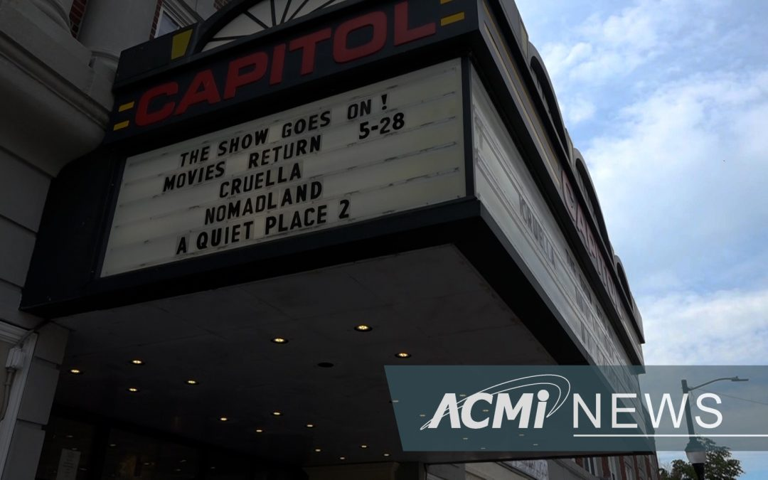 Capitol Theatre Reopening
