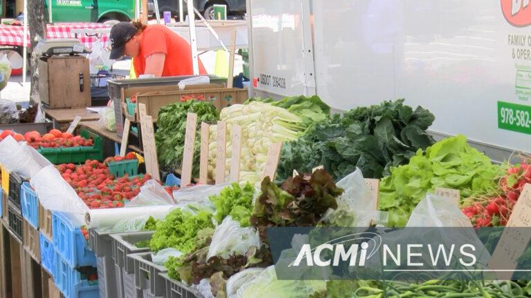 Farmers' Market Return to Normal