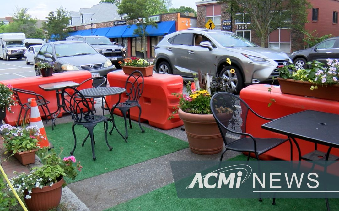 Future of Outdoor Dining