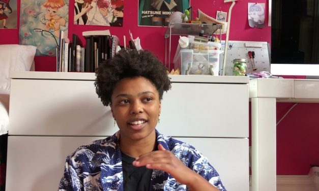 Young People Doing Cool Things  Episode 1 Nathalie Vieux Gresham