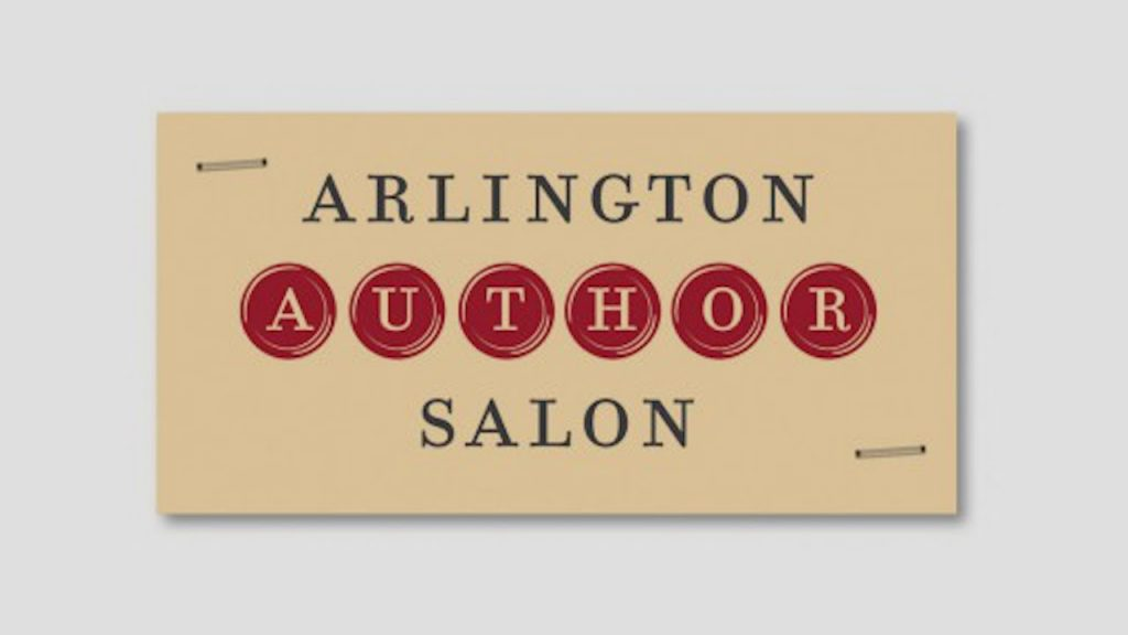 Arlington Author Salon – July 13, 2021