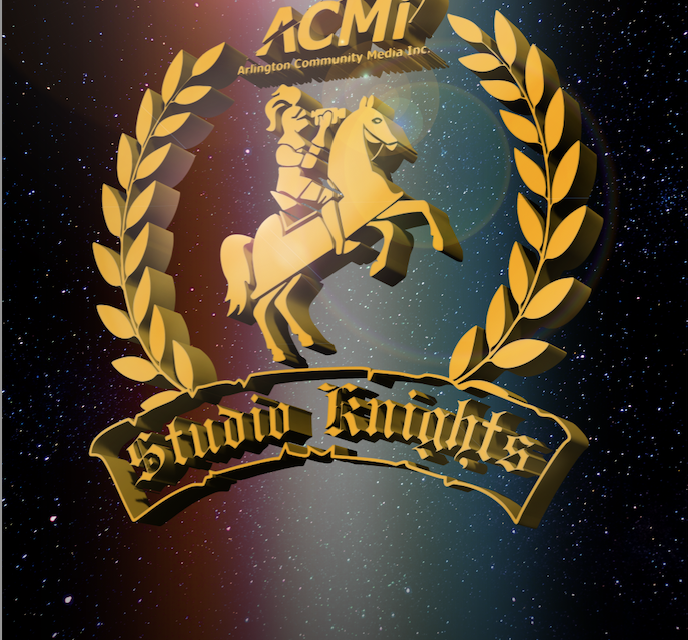 Ride with the knights!