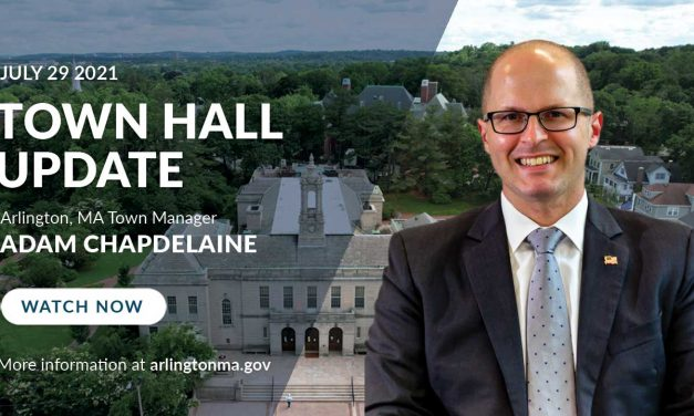 Town Hall Update | July 29, 2021