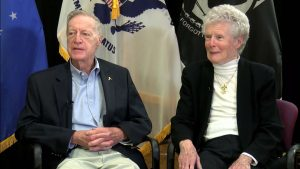 Veteran Interviews: Joe and Joan Connors
