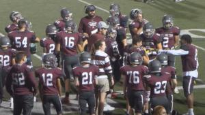 Arlington High School Football vs Hingham 2021