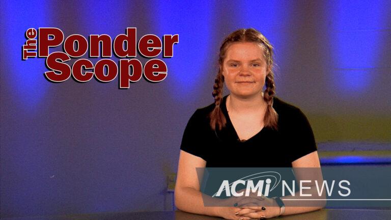 The Ponder Scope   September 17, 2021   *For Update on Covid Testing See Description*