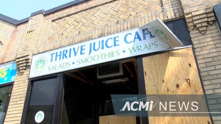 Thrive Juice Cafe Fire