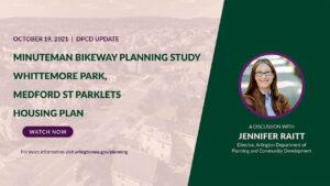 DPCD Update With Jennifer Raitt | October 18, 2021