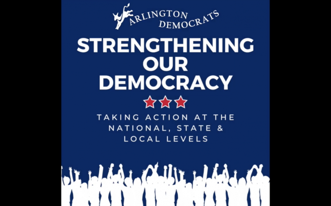 Strengthening the Democratic Party – and Democracy – Local Actions, More Voices