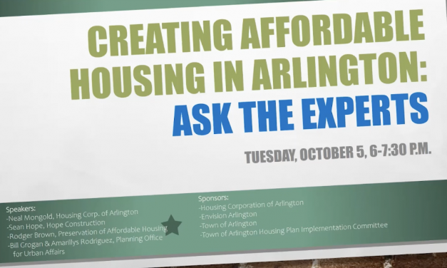 Creating Affordable Housing Forum : Ask the Experts – October 5, 2021